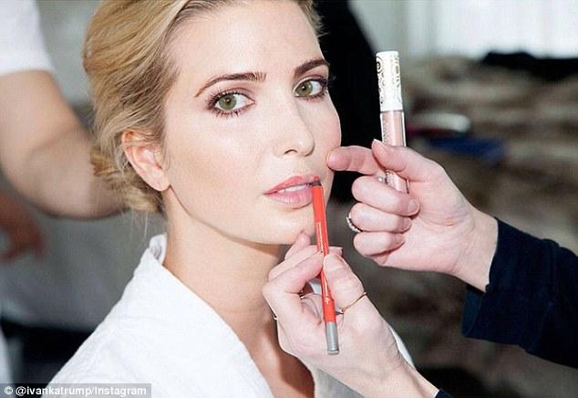 trump-makeup